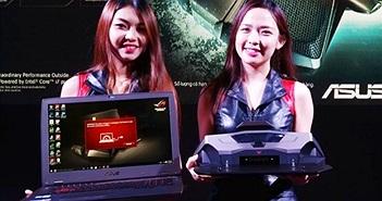 Laptop ROG GX700 dùng tản nhiệt nước