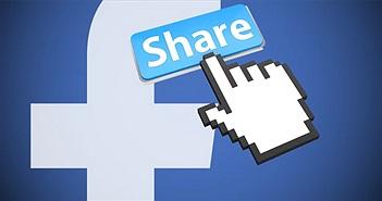 Cách hiển thị link và hình thu nhỏ khi chia sẻ bài viết trên Facebook