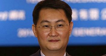 Ông chủ Tencent trở thành tỉ phú giàu thứ hai Trung Quốc