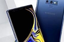 Galaxy Note 9 sẽ có camera sau kép không cân xứng