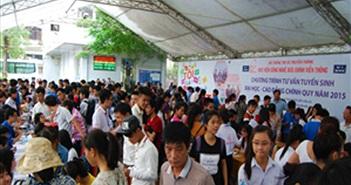 Gần 4.900 thí sinh đăng ký xét tuyển vào Học viện Công nghệ BCVT