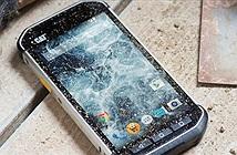 Caterpillar ra mắt S40 siêu bền với hệ điều hành Android