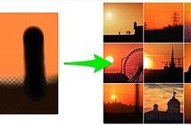 Dùng thử công cụ tìm ảnh bằng ảnh mô phỏng của 500px: Rất dễ dùng, độ chính xác tốt