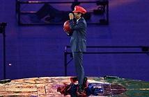 Thủ tướng Nhật Shinzo Abe hóa trang thành Mario