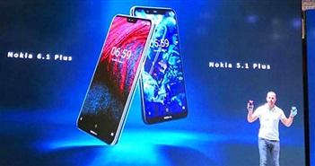 Nokia 5.1 Plus sẽ được bán với giá chỉ 4,6 triệu đồng