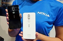 Nokia 6.1 Plus ra mắt tại Việt Nam, giá 6,6 triệu đồng