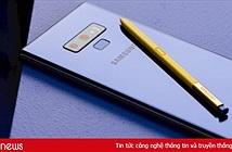 Giá cao chót vót, Galaxy Note 9 512 GB vẫn được người dùng lựa chọn