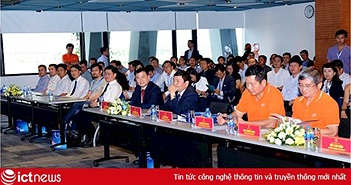 VNPT tham dự chương trình Kết nối mạng lưới đổi mới sáng tạo Việt Nam 2018