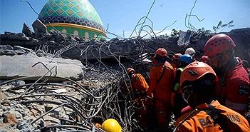 Vì sao hàng loạt trận động đất lớn tấn công Indonesia?