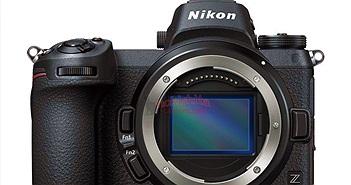Máy ảnh mirrorless full-frame Nikon lộ ảnh báo chí nét căng