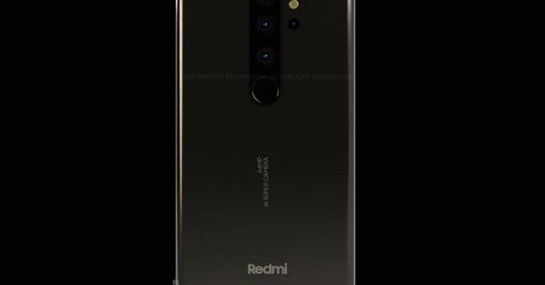 Xuất hiện hình ảnh Redmi 8 với nhiều tính năng thú vị