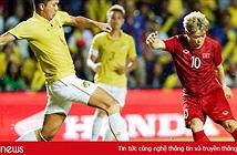 """Trận """"đại chiến"""" Việt Nam và Thái Lan ở vòng loại World Cup 2022 sẽ phát trực tiếp trên kênh VTC1, 30s quảng cáo giáhơn 500 triệu đồng"""
