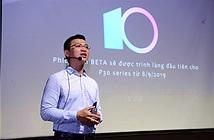 Huawei trình làng hệ điều hành EMUI 10 tại Việt Nam