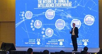 Intel sẵn sàng hỗ trợ startup Việt phát triển Internet of Things