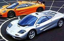 Apple đang đàm phán để mua hãng siêu xe McLaren