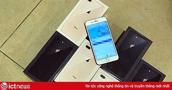 Người Việt hờ hững với iPhone 8 xách tay