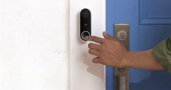 Chuông cửa thông minh có thể nhận diện khuôn mặt