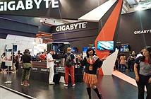 """GIGABYTE mang streamer phong cách """"dị"""" đến LAN Party 2017"""