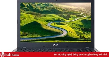 Khám phá Acer Aspire E5, laptop hỗ trợ công nghệ tăng tốc thông minh của Intel