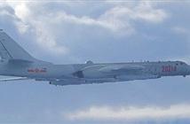 Gần 40 chiến đấu cơ Trung Quốc xâm nhập ADIZ đảo Đài Loan