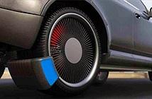 Thiết bị hạn chế phát thải hạt vi nhựa từ lốp xe