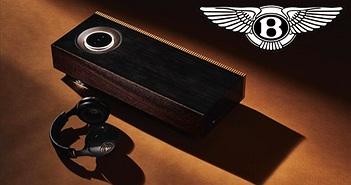 Đồ chơi hi-end audio siêu sang cho người mê xe Bentley