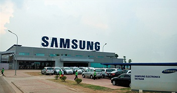 Samsung sẽ đầu tư thêm 3 tỷ USD vào Việt Nam