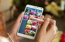 Galaxy Note 4 dùng cảm biến hình ảnh Sony