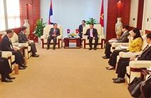 Lào muốn Việt Nam chia sẻ kinh nghiệm để chuẩn bị phóng vệ tinh LAOSAT