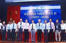 Ông Vũ Hoàng Liên tiếp tục làm Chủ tịch Hiệp hội Internet Việt Nam