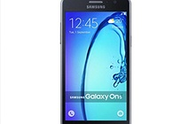 Samsung để lộ smartphone Galaxy On5 trên website