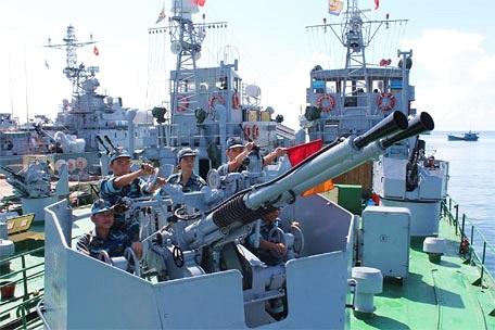 Vùng 5 HQND Việt Nam nỗ lực làm chủ tàu chiến hiện đại