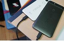 USB-C hô biến Nexus 6P trở thành pin dự phòng