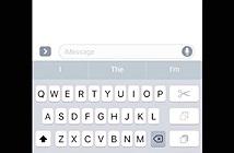 Lộ diện tính năng kịch độc trên bàn phím iOS