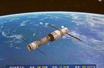 Tàu vũ trụ Thần Châu 11 ghép thành công với trạm không gian Thiên Cung 2