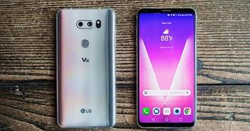 Doanh số V30 vẫn lẹt đẹt do hình ảnh thương hiệu LG đã sa sút