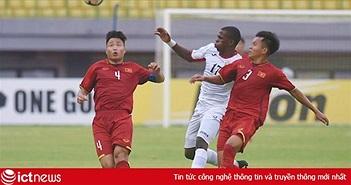 16h chiều nay, xem trực tiếp U19 Việt Nam vs U19 Australiatrên VTV6