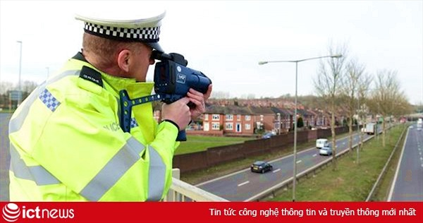 Google Maps thêm tính năng phát hiện khu vực có cảnh sát bắn tốc độ