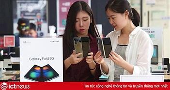 Samsung kỳ vọng doanh số Galaxy Fold sẽ tăng gấp 10 lần vào năm sau