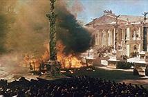 Đế chế hùng mạnh đập tan kinh đô của kẻ thù truyền kiếp nhờ súng bắn đạn nặng 6 tạ