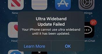 iOS 13.1.3 lại gây lỗi phần cứng nghiêm trọng trên bộ 3 iPhone 11