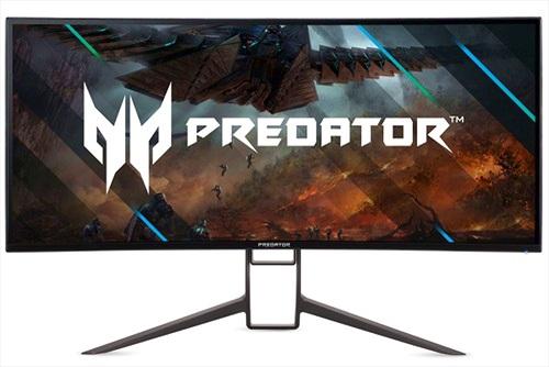 Acer công bố một số màn hình chơi game mới, viền mỏng