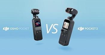 DJI Pocket 2 ra mắt: cảm biến lớn, micro và chống rung tốt hơn, giá 349 USD