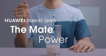 Hai teaser mới của Huawei Mate 40 tiết lộ về sạc không dây nhanh và kết nối 5G