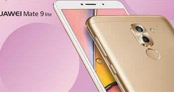 Ra mắt Huawei Mate 9 Lite màn hình FHD, camera sau kép