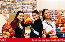Hướng dẫn bình chọn Hoa hậu Hoàn vũ Thế giới 2017 cho đại diện Việt Nam