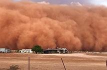 Khung cảnh bão bụi như ngày tận thế ở Australia