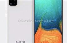 Galaxy A71 với 4 camera sau sẽ dẹp hết đường cho Galaxy S11