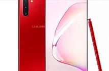 Samsung bất ngờ tung thêm phiên bản màu Đỏ và Hồng cho Galaxy Note 10