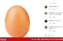 Khi quả trứng vô danh đánh bại Kylie Jenner nhờ một dòng caption